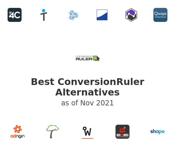 Best ConversionRuler Alternatives