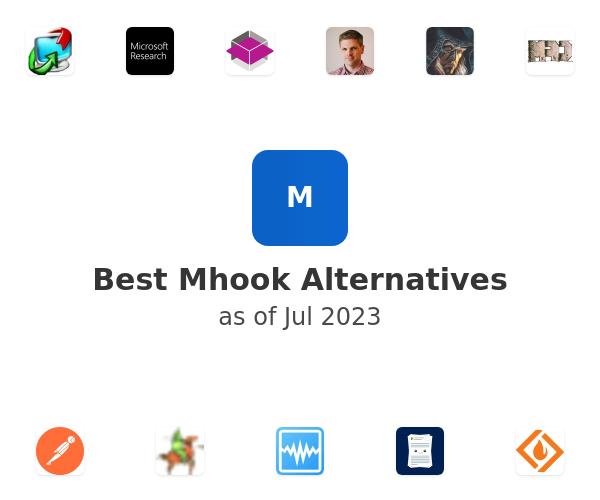 Best Mhook Alternatives