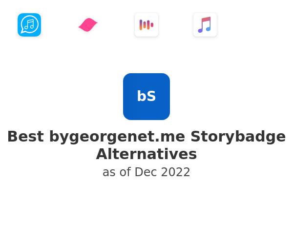 Best Storybadge Alternatives