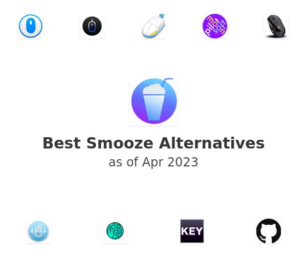 Best Smooze Alternatives