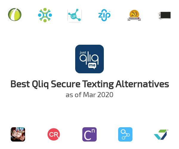 Best Qliq Secure Texting Alternatives