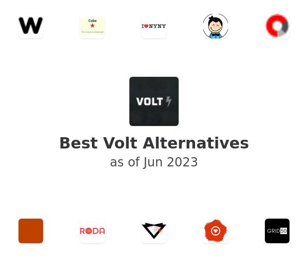 Best Volt Alternatives