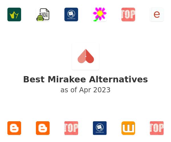 Best Mirakee Alternatives