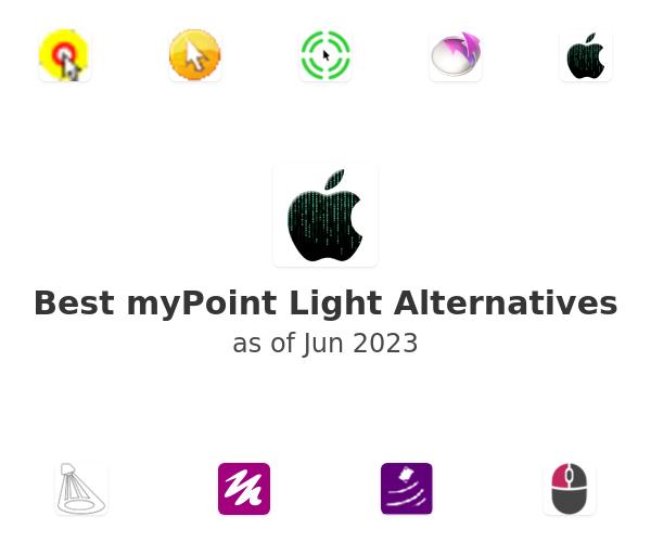 Best myPoint Light Alternatives