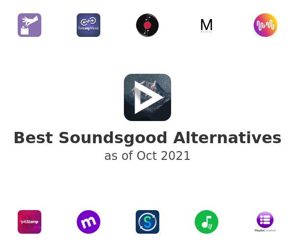 Best Soundsgood Alternatives
