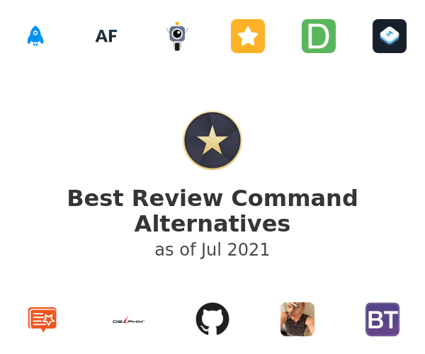 Best Review Command Alternatives