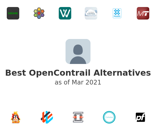 Best OpenContrail Alternatives
