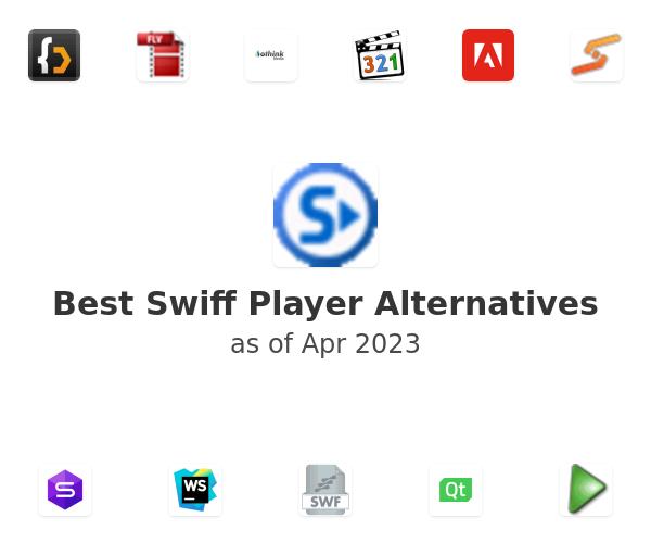 Best Swiff Player Alternatives