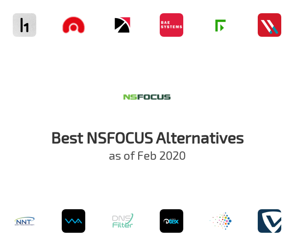 Best NSFOCUS Alternatives