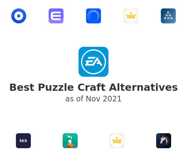 Best Puzzle Craft Alternatives