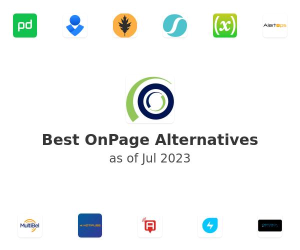Best OnPage Alternatives