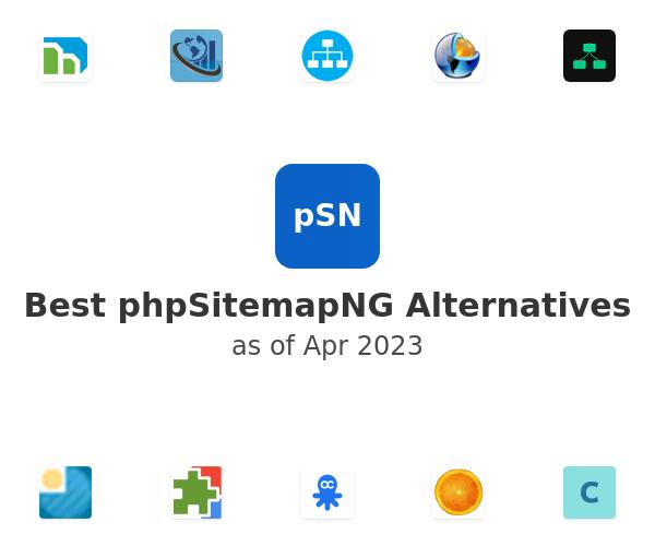 Best phpSitemapNG Alternatives