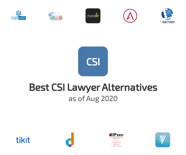 Best CSI Lawyer Alternatives