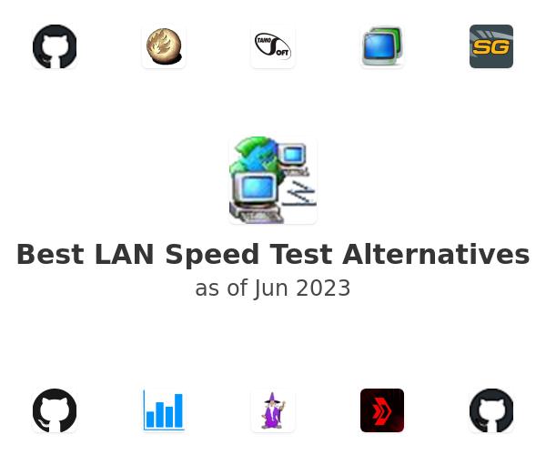 Best LAN Speed Test Alternatives
