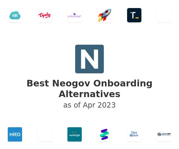 Best Neogov Onboarding Alternatives