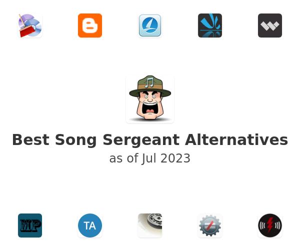 Best Song Sergeant Alternatives