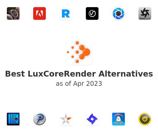 Best LuxCoreRender Alternatives