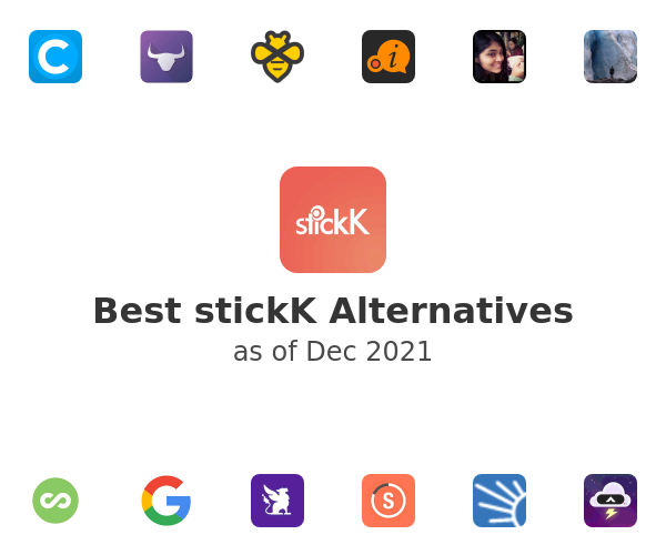 Best stickK Alternatives