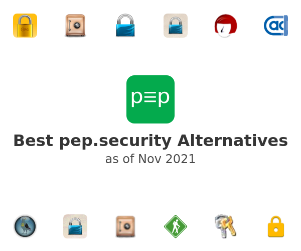 Best pep.security Alternatives