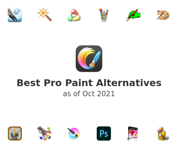 Best Pro Paint Alternatives
