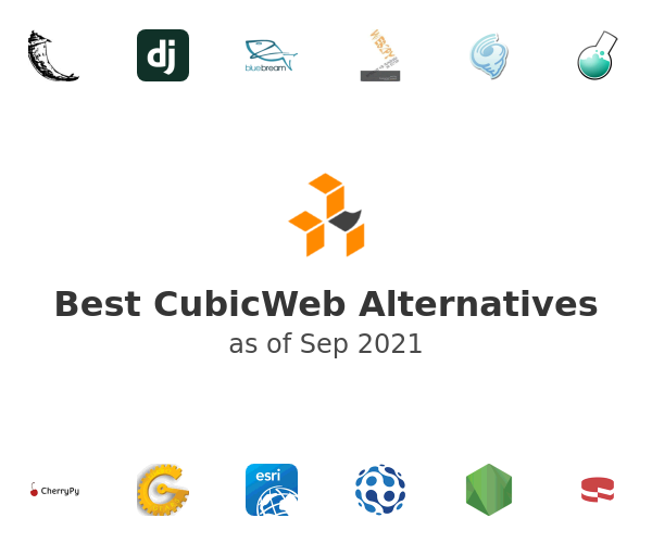Best CubicWeb Alternatives