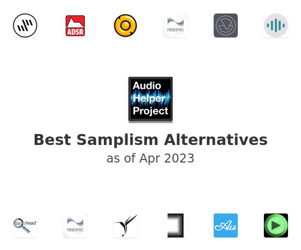 Best Samplism Alternatives
