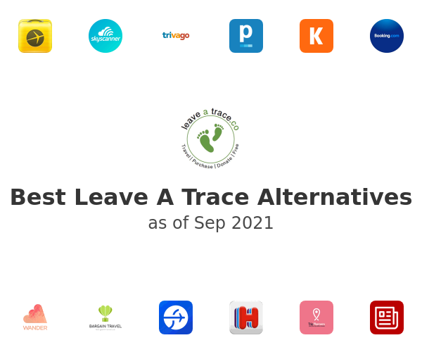 Best Leave A Trace Alternatives