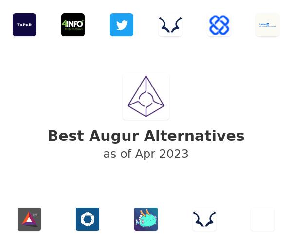 Best Augur Alternatives