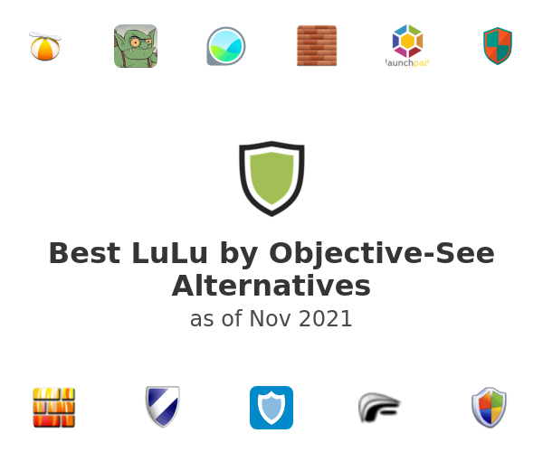 Best LuLu by Objective-See Alternatives