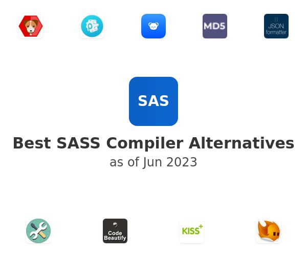 Best SASS Compiler Alternatives