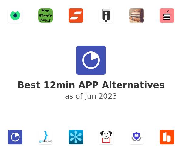 Best 12min APP Alternatives