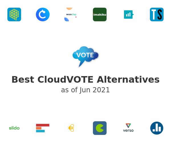 Best CloudVOTE Alternatives