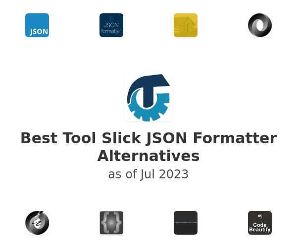 Best Tool Slick JSON Formatter Alternatives