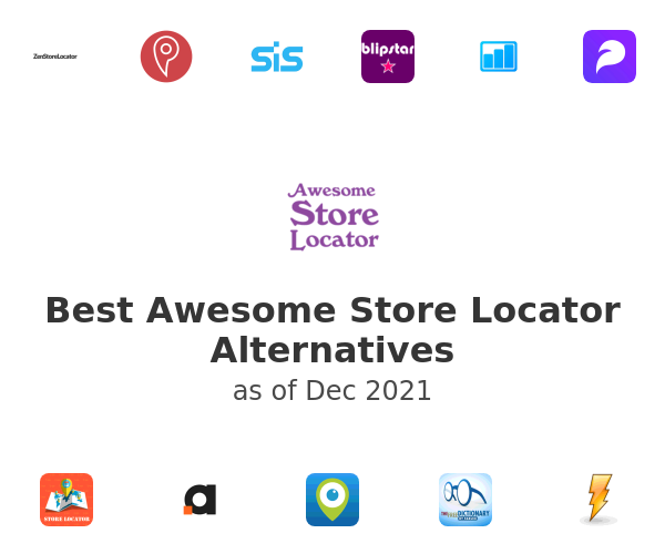 Best Awesome Store Locator Alternatives