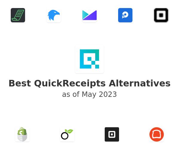 Best QuickReceipts Alternatives