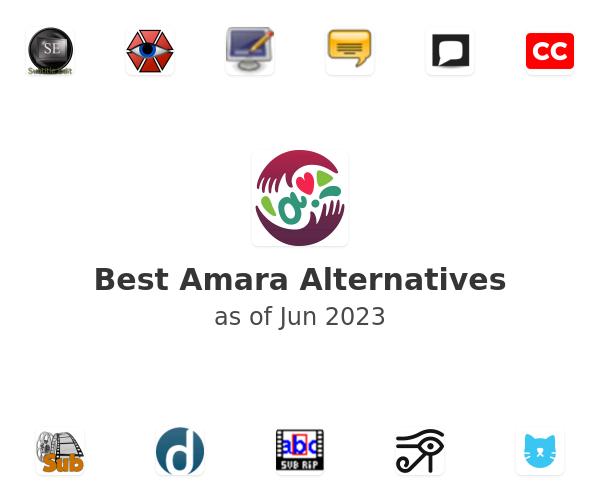 Best Amara Alternatives