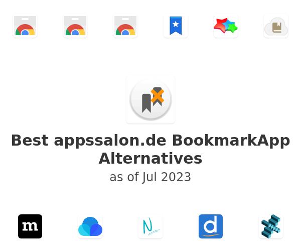 Best BookmarkApp Alternatives