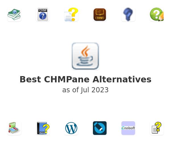 Best CHMPane Alternatives