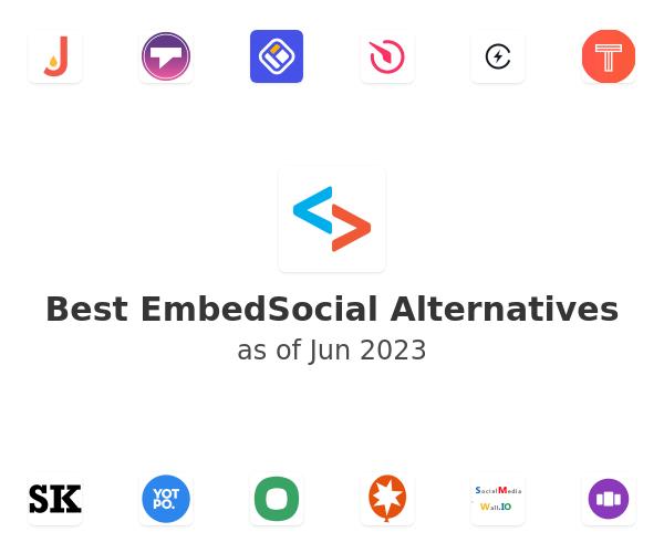 Best EmbedSocial Alternatives