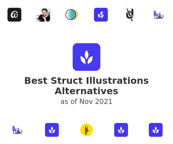 Best Struct Illustrations Alternatives