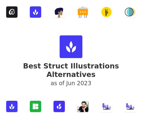 Best Struct Illustrations Alternatives