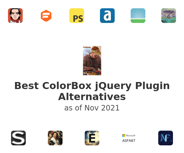 Best ColorBox jQuery Plugin Alternatives
