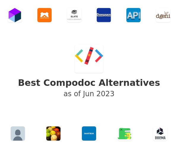 Best Compodoc Alternatives