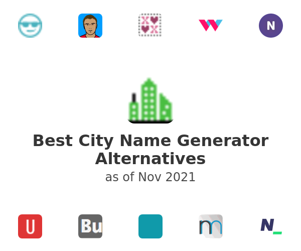 Best City Name Generator Alternatives