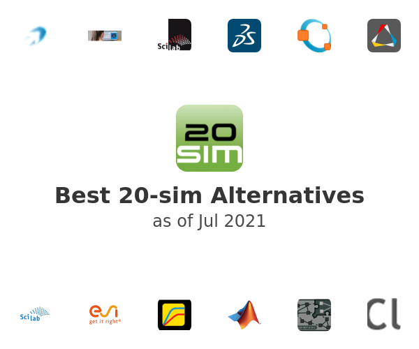 Best 20-sim Alternatives