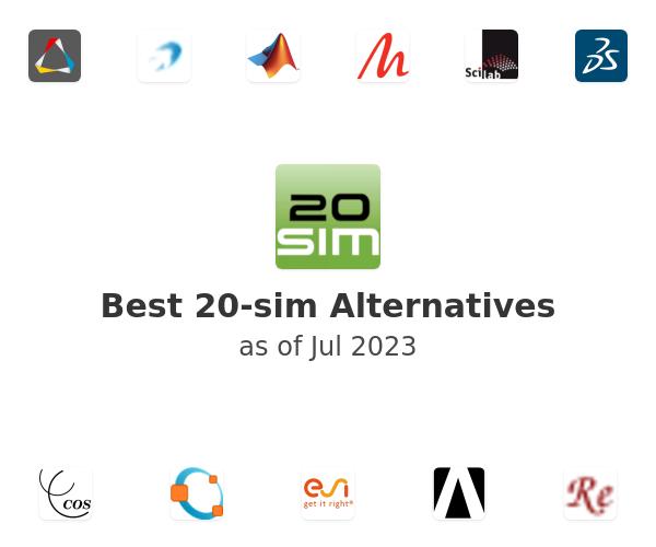 Best 20-sim Alternatives