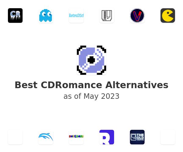 Best CDRomance Alternatives