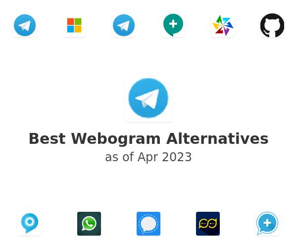 Best Webogram Alternatives