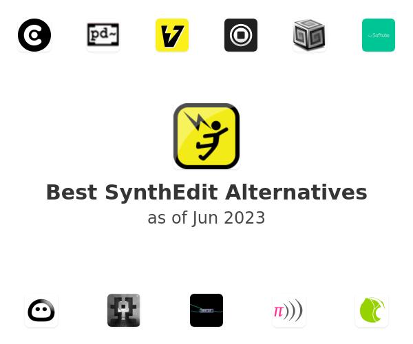 Best SynthEdit Alternatives