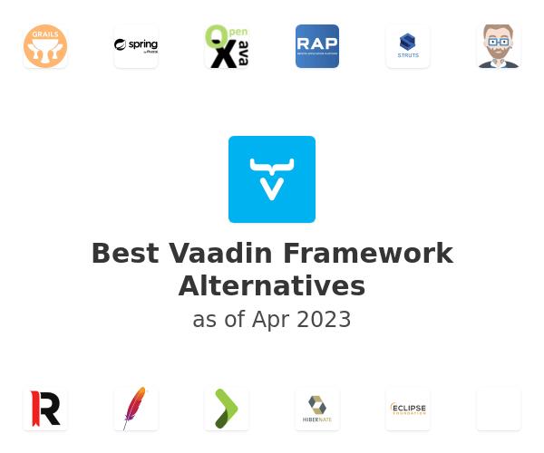 Best Vaadin Framework Alternatives
